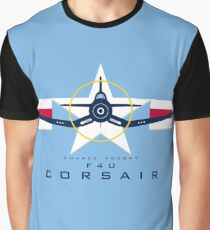 F4U Corsair Warbird Graphic1 Graphic T-Shirt