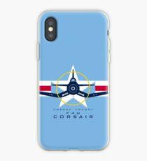 F4U Corsair Warbird Graphic1 iPhone Case