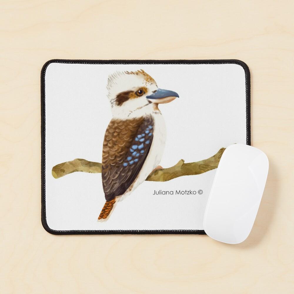 Kookaburra Bird Mouse Pad