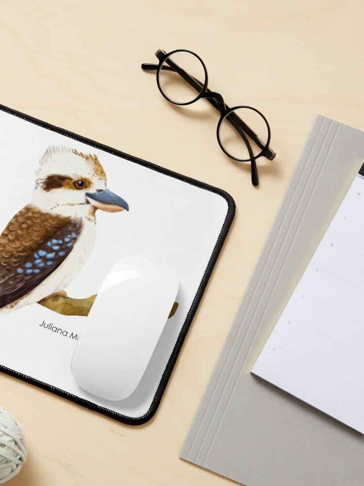 Alternate view of Kookaburra Bird Mouse Pad