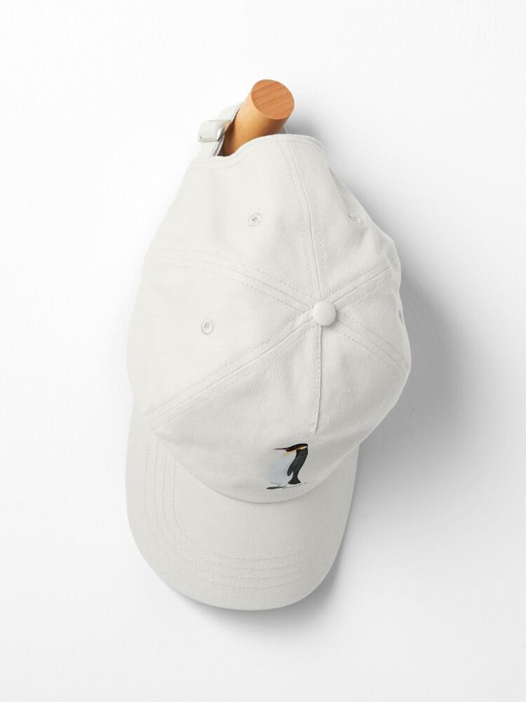 Alternate view of Emperor Penguin Cap