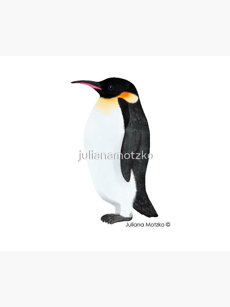 Emperor Penguin by julianamotzko