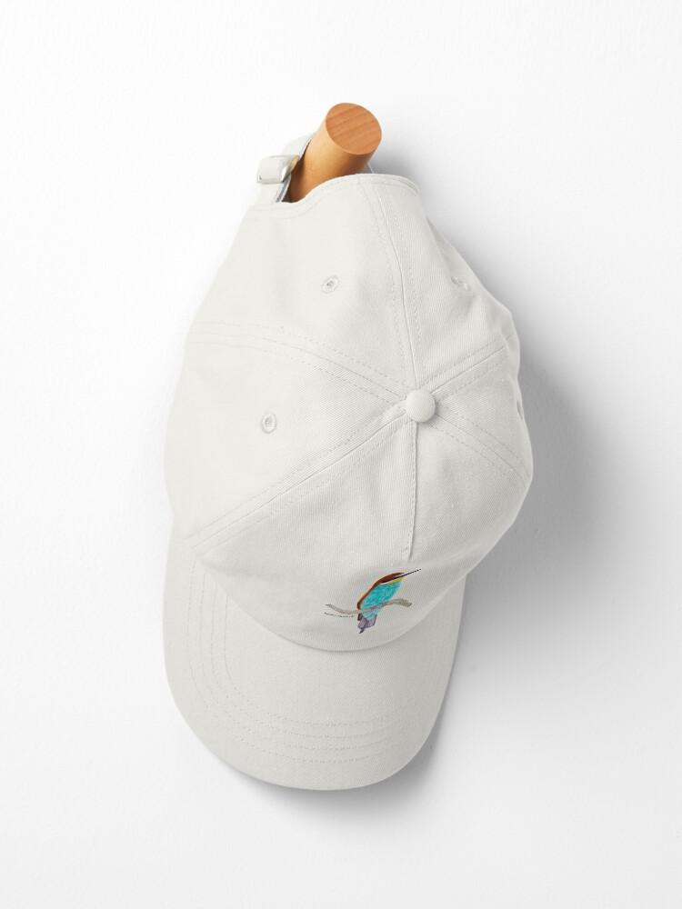 Alternate view of Bee Eater Bird Cap