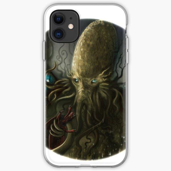 kraken iPhone Flexible Hülle