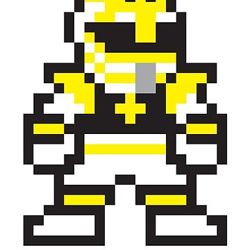 White Ranger by themaddesigner