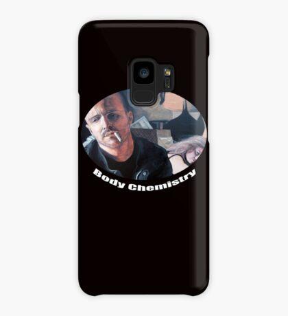 Body Chemistry Case/Skin for Samsung Galaxy