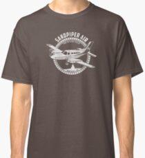 Sandpiper-Luft-Hemd von den Fernsehshow-Flügeln Classic T-Shirt