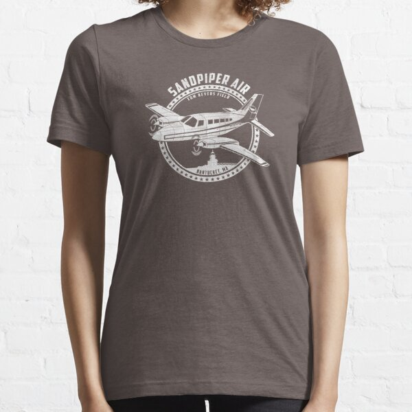 Sandpiper Air Shirt From TV Show Wings Essential T-Shirt