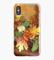 Thanksgiving Display iPhone Case/Skin