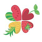 Sommer-Obst-Blume von shesmile