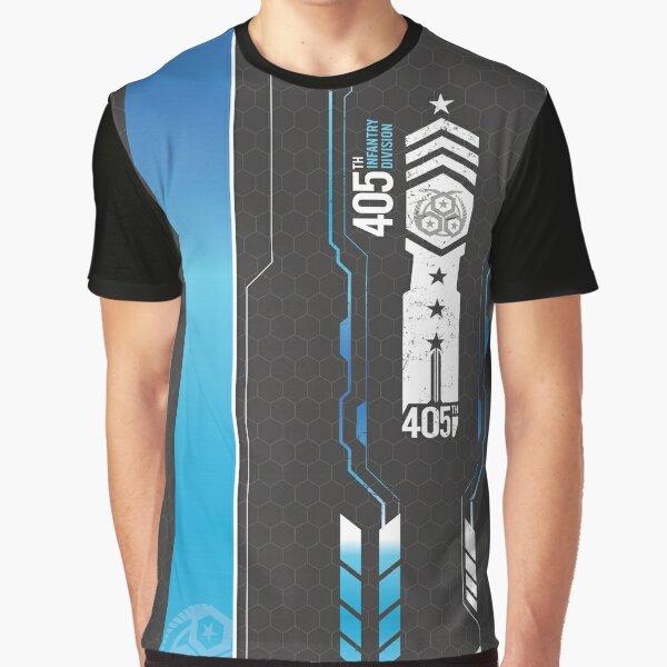 405th Tech Dress Graphic T-Shirt