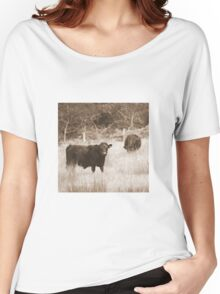 Cows  Women's Relaxed Fit T-Shirt