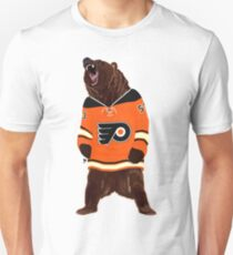 Flyers Ghost Bear Unisex T-Shirt