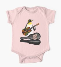 Penguin Busking Kids Clothes
