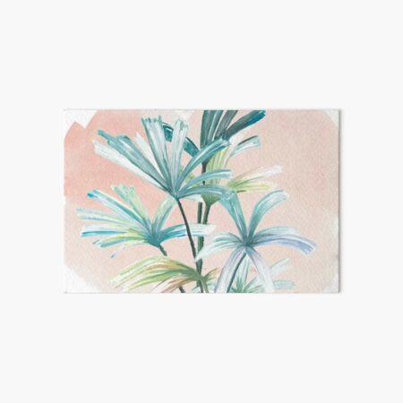 Jungle Gems On Blush Art Board Print