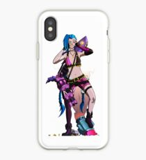 Jinx - Textless iPhone Case