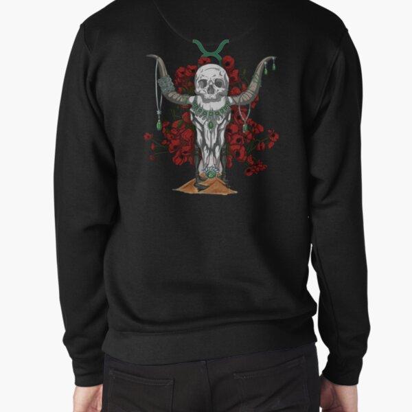 Vanitas de Taurus Pullover Sweatshirt