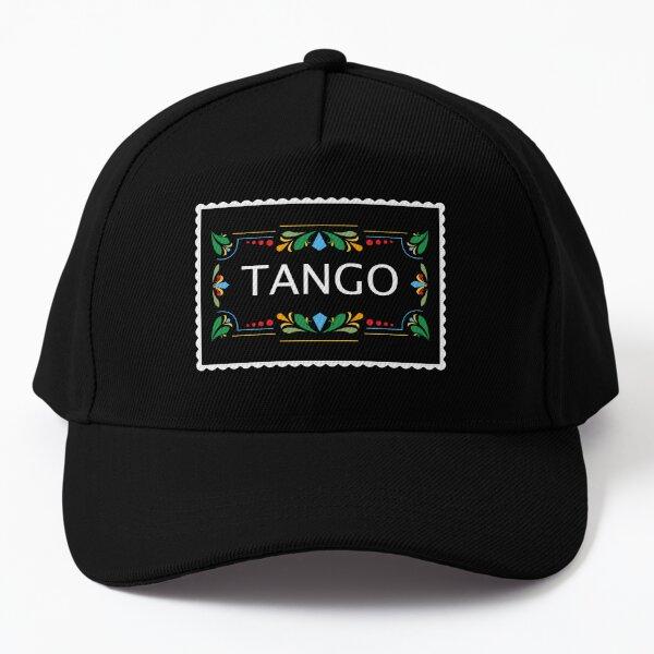 Argentina Fileteado Porteño Style Tango Postcard Baseball Cap