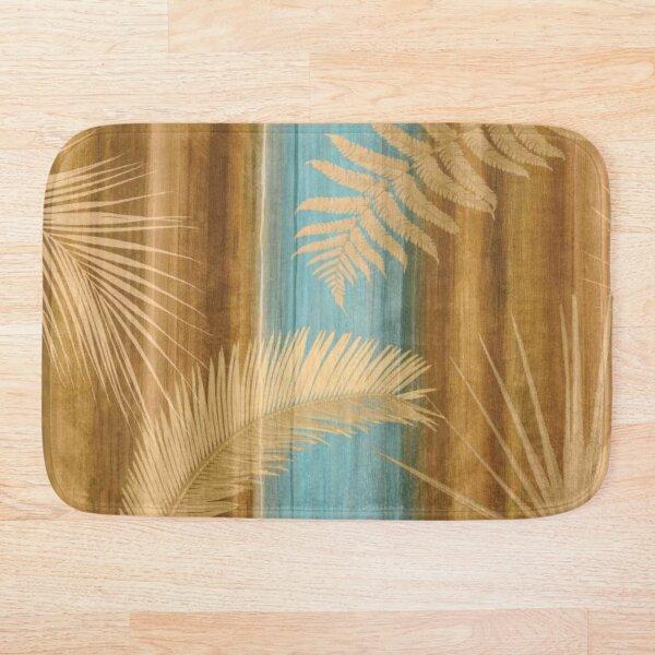 Caribbean Palms Bath Mat