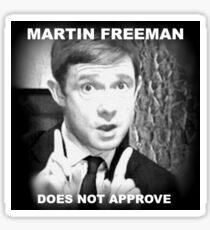 Martin Freeman Sticker
