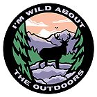 Wild About The Outdoors by BlueAsterStudio