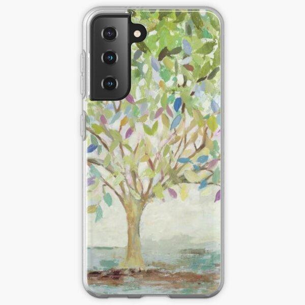 Colorful Oxygen Samsung Galaxy Soft Case