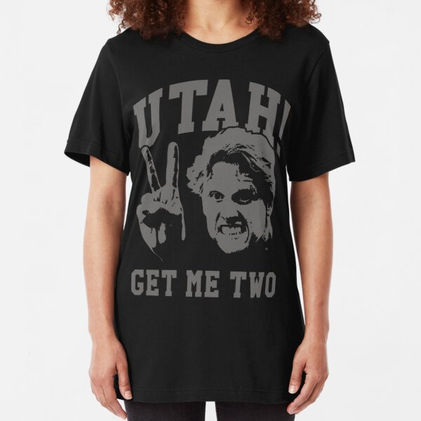 Utah Get Me Two Slim Fit T-Shirt