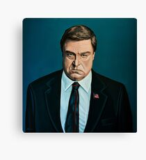 John Goodman Painting Canvas Print