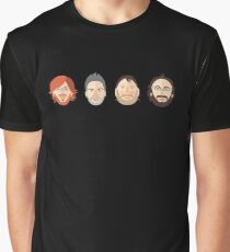 Phish in Vector Cartoons  Graphic T-Shirt