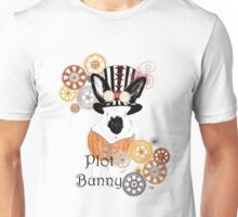 Plot Bunny - Steampunk Unisex T-Shirt