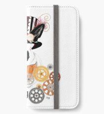 Plot Bunny - Steampunk iPhone Wallet/Case/Skin