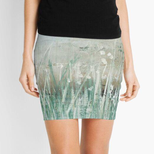 Grass Memories Mini Skirt