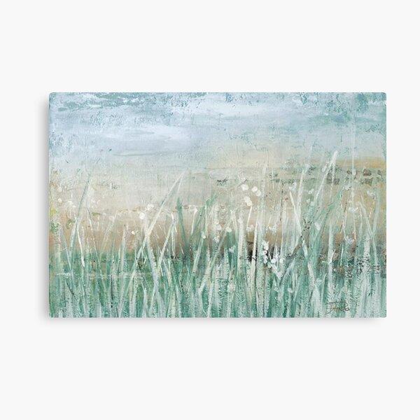 Grass Memories Metal Print