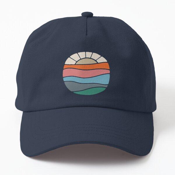 Sunset Dad Hat