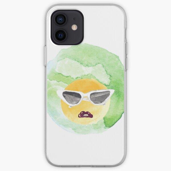 Stylish Avocado iPhone Soft Case
