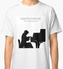 Glenn Gould, the pianist, piano Camiseta clásica