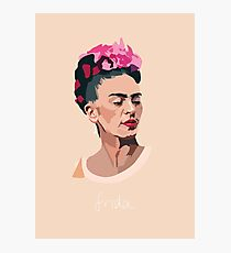 Frida Kahlo - Artist Series Photographic Print