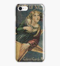 100 Years of Infinite Sadness  iPhone Case/Skin