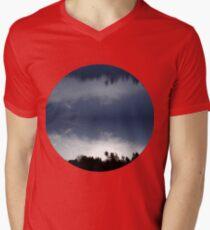 Sky Reflections Mens V-Neck T-Shirt