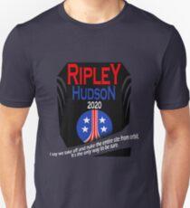 Ripley and Hudson 2020 Unisex T-Shirt