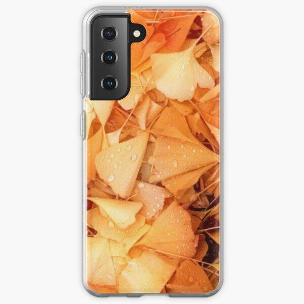 Covered Leaf Samsung Galaxy Soft Case