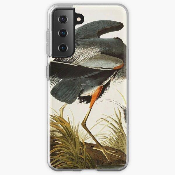 Great Blue Heron Samsung Galaxy Soft Case