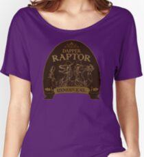 Dapper Raptor Women's Relaxed Fit T-Shirt