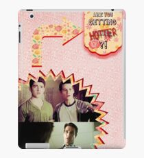 My Teenwolfed Valentine [Are You Getting Hotter?] iPad Case/Skin