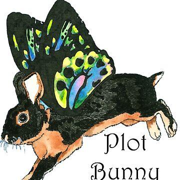 Plot Bunny - Fantasy 2 by ArtbyMinda