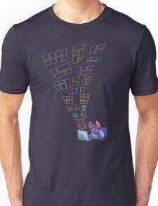 Flying webcomics Unisex T-Shirt