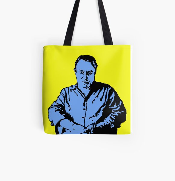 Christopher Hitchens All Over Print Tote Bag