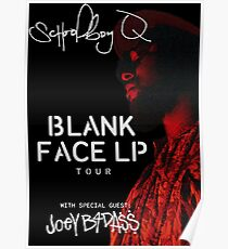 Schoolboy Q Posters Redbubble