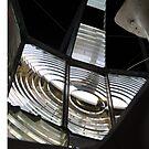 Inside a Lighthouse Light by Catherine C.  Turner
