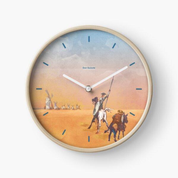 Don Quijote - Miguel de Cervantes Reloj